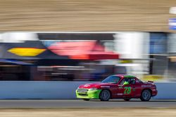 #78 Sector Purple Racing Mazda Miata: Robert Ames, Glenn Conser, Kyle Watkins, Daniel Williams