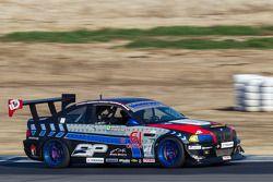 #61 Stammer-Inc / Bavarian Performance BMW M3-E46: Matt Crandall, Gregory Liefooghe, Eddie Nakato, J