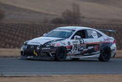#79 N1 Racing 2 Lexus IS250: Kai Goddard, Alan McCallum, Mark McManus, David Smith, Michael Whelden
