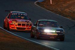 #35 Spare Parts Racing 1 Mazda Miata: Trevor McCallion, Hernan Palermo, Kevin Pyles