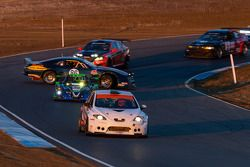 #86 Kleen Blast / Davids Racing Products Cheverolet Camaro: Mike David, Steve Johnson, Tim Spurgeon