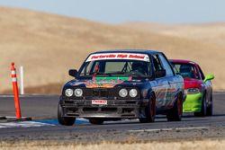 #7 PHS Motorsports BMW 325: Leeson Grant, Michael Manning, Ethan Shippert, David Zurlinden