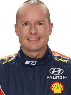 Томи Туоминен. Презентация Hyundai i20 WRC, особое событие.