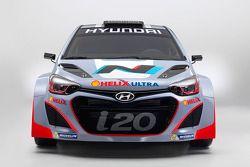 The Hyundai i20 WRC