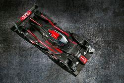 Audi представила новый прототип LMP1, особое событие.