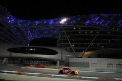 El #90 Nova Race Ginetta G50 GT4: Luca Magnoni, Luis Scarpaccio, Pierre Piron