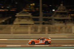 El #91 Nova Race Ginetta G50 GT4: Tiziano Cappelletti, Giampiero Cristoni, Tommy Lindroth, Matteo Cr