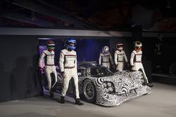Porsche stellt die LMP1-Fahrer für 2014 vor