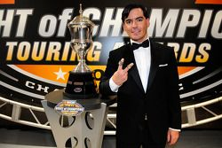 NASCAR Euro Series kampioen Ander Vilarino