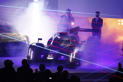 Audi presents its new R18 e-tron