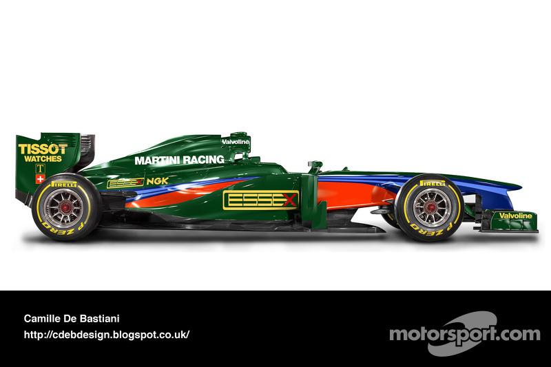 Retro F1 - Lotus 1979