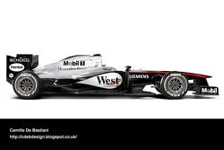 McLaren 2005