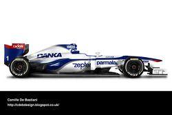 Auto Retro F1 - Arrows 1997