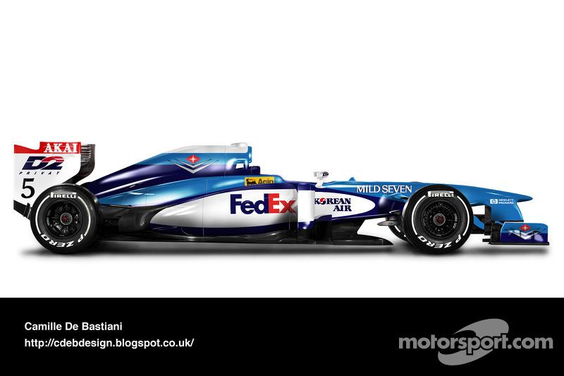 Auto Retro F1 - Benetton 1998