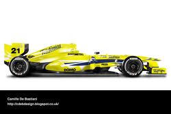 Minardi 2000
