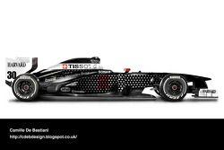 Auto retro de F1 - Sauber 1994.