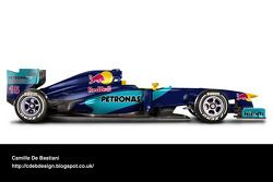Auto Retro F1 - Sauber 1998