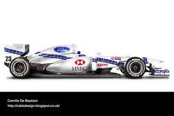Auto Retro F1- Stewart 1997
