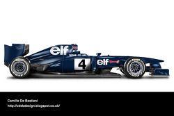Tyrrell 1974