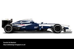 Auto Retro F1 - Tyrrell 1992