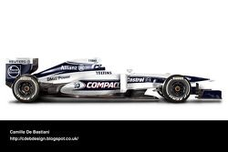 Retro F1 - Williams 2000