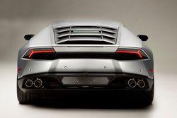 The 2015 Lamborghini Huracan
