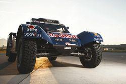 Le SMG Buggy de Carlos Sainz et Ronan Chabot