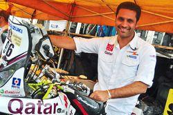 Nasser Al-Attiyah ve motor takımı