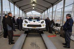 #33 Riley Motorsports SRT Viper GT3-R : Vérifications techniques