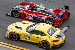 #38 Performance Tech Motorsports ORECA FLM09 Chevrolet: Charlie Shears, Jon Brownson, Raphael Matos,