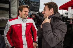 Markus Winkelhock et Filipe Albuquerque