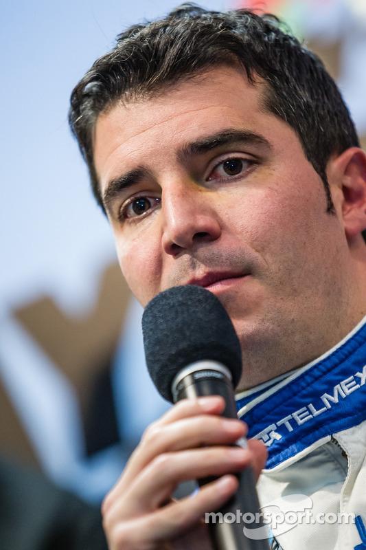 Chip Ganassi Racing Basın konferansı: Memo Rojas