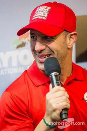 Chip Ganassi Racing Persconferentie: Tony Kanaan