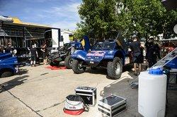 #303 Buggy: 卡洛斯·塞恩斯, 蒂莫·戈特沙尔克