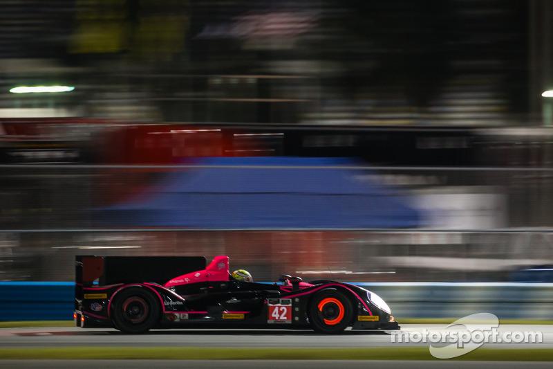 #42 OAK Racing 摩根 日产: 奥利弗·普拉, 罗曼·鲁斯诺夫, 古斯塔沃·亚卡曼