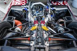 SpeedSource车队马自达的引擎