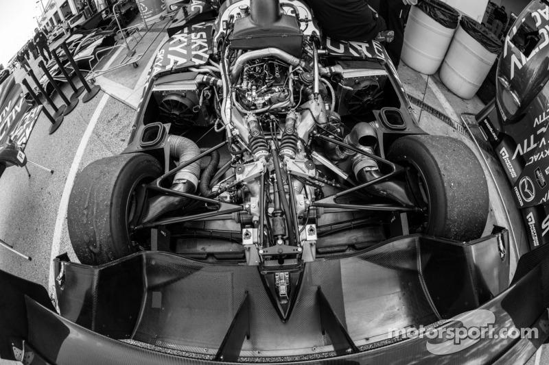 SpeedSource Mazda, il motore