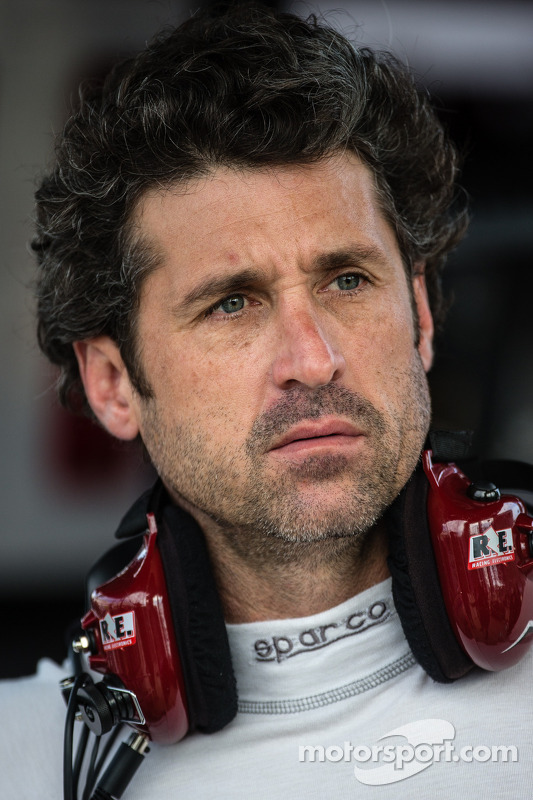 Patrick Dempsey At Daytona January Testing