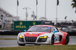 #45 Flying Lizard Motorsports Audi R8 LMS: Nelson Canache, Spencer Pumpelly, Tim Pappas, Markus Wink