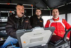 Ramez Wahab, Kuba Giermaziak,和Frédéric Makowiecki