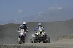 #177 Yamaha: Francesco Catanese e #276 Yamaha: Jeremias Ferioli