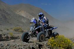 #256 Yamaha: Sergio Lafuente