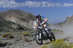 #5 KTM: Francisco Lopez