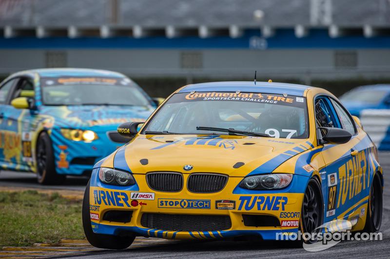 #97 Turner Motorsport 宝马 M3: 迈克尔·马尔萨尔, 汤姆·金博-史密斯