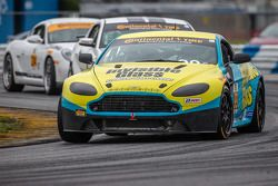 #99 Automatic Racing Aston Martin Vantage: Rob Ecklin Jr.