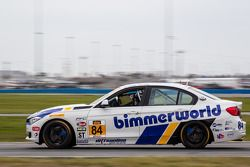 #84 Bimmerworld BMW 328: James Clay, Jason Briedis