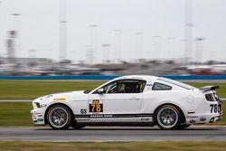 #78 Racers Edge Motorsports Mustang Boss 302 R: Lucas Bize, David Levine