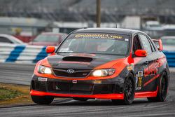 #76 Compass360 Racing 斯巴鲁 WRX-STI: 雷·梅森, 瑞恩·温切斯特