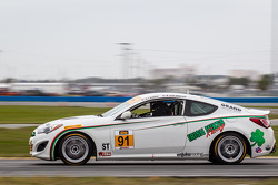 #91 Irish Mike's Racing 现代劳恩斯