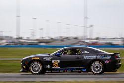 #62 Mitchum Motorsports Camaro GS.R: Cameron Lawrence, Lewis Plato, Joey Atterbury